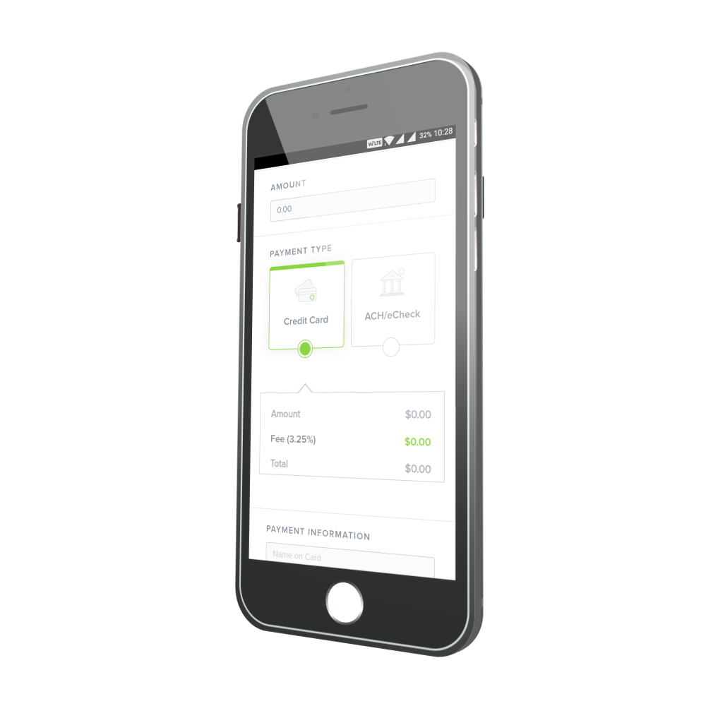 Your customer is married to their smartphone—our app is their better half